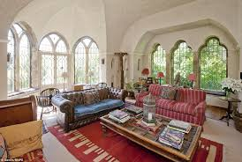 stourhead wiltshire fairytale folly the convent goes on sale for