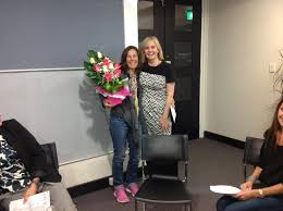 laura celebrates 5 years working with aspire aspire performance