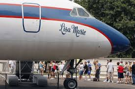elvis presley u0027s private jets go under the hammer extravaganzi