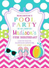 pool party invite marialonghi com