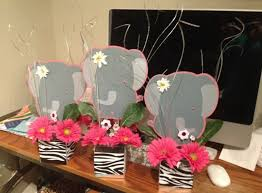 elephant baby shower centerpieces baby shower elephant theme ideas home party theme ideas