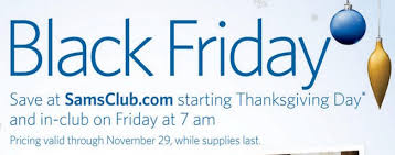 sam s club black friday ad posted for 2015 bestblackfriday