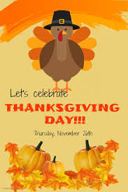 32 best thanksgiving poster templates images on poster