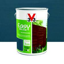 Peinture V33 Meuble Cuisine by Coloration Pour Bois V33 Easy Relook Bois 5l Teck Peintures Bois
