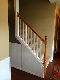 Replace Banister With Half Wall Photo Gallery
