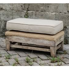 french country ottomans u0026 storage ottomans shop the best deals