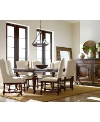 Expandable Dining Room Tables Cortwright 7 Piece Dining Set Expandable Dining Table U0026 6 Side