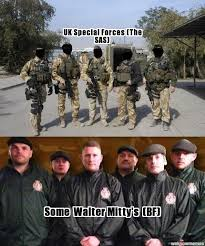Special Forces Meme - search a meme uk special forces the sas some walter mitty s