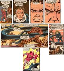how the big fantastic four story ended