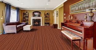 vinyl plank 6 mil cherry seamless flooring