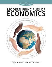 modern principles 3rd ed marginal revolution