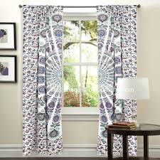 Tree Curtain Mandala Hippie Tapestry Curtains U0026 Window Door Drapes Valances