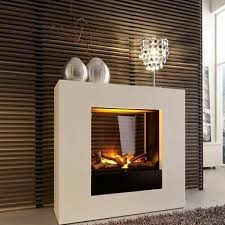 Built In Electric Fireplace Electric Fireplace Contemporary Closed Hearth Built In