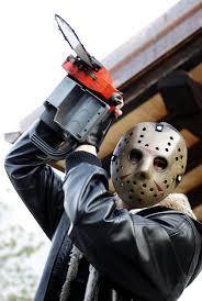 spirit halloween chainsaw jason voorhees dog costume buy halloween dog costumes horror