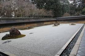 the rock garden of ryoan ji temple kyoto japan travel japan