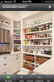 Kitchen Pantry Shelving by 29 Best Pantry U0026 Storage Ideas Images On Pinterest Pantry