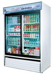 beverage cooler with glass door beverage air mmr49 1 49 cuft marketmax two door reach in cooler