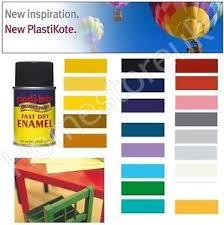 plasti kote aerosol fast dry enamel spray paint color wood metal