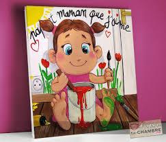 tableau deco chambre enfant tableau deco plein de couleur pour fille vente tableaux pour