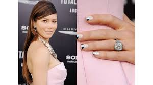hilary duff engagement ring charting the celebrity engagement ring jessica biel justin