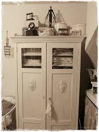 bathroom iron room laundry linen closet whitewashed chippy shabby