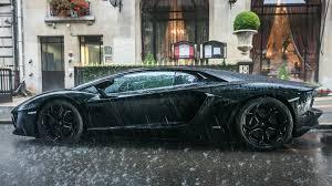 Lamborghini Aventador Matte Black - lamborghini aventador imgur
