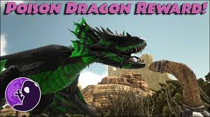 scorched earth poison dragon ark gift black u0026 green paint job