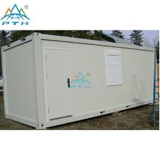 prefabricated container home with cheap price from china