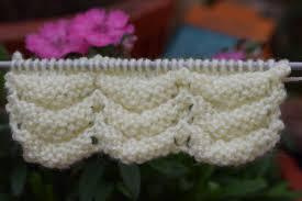 reversible knitting pattern for scarf cap cardigan baby