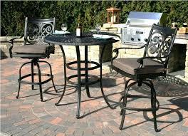 Counter Height Patio Chairs Patio Backyard Patio Bar Patio Bistro Bar Set Counter Height Bar