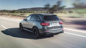 corolla suv 2018 mercedes amg glc 63 suv and coupe debut before new york auto show