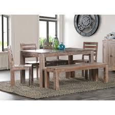 Carbon Loft Karplus Reclaimed Wood 60 Inch Dining Table Free