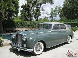 green bentley bentley s2 moss green with sage top classic lines