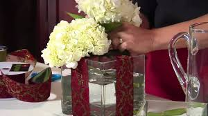 fresh u0026 simple holiday centerpieces from h e b floral youtube