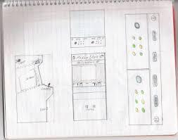 Tankstick Cabinet Plans Arcade Cabinet Plans Metric John6012za