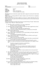 subject verb agreement worksheets high free worksheets