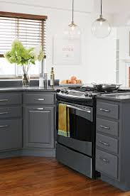 gray kitchen cabinet paint colors 19 popular kitchen cabinet colors with lasting appeal