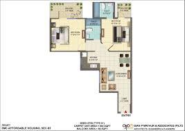 2 bhk apartment for sale in zara aavaas gurgaon zricks com