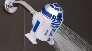 Star Wars Bathroom Set Star Wars Showerheads Let You Bathe In Vader U0027s Tears