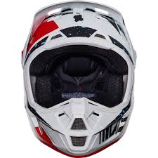 closeout motocross helmets fox racing v2 nirv helmet helmets dirt bike closeout
