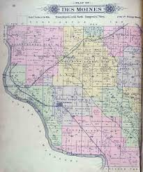 Plat Maps Lee County Iagenweb 1897 Plat And City Maps