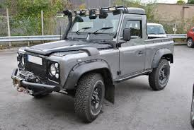 old land rover discovery new in sparco r100 seat