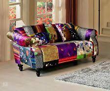sofa patchwork patchwork sofa ebay