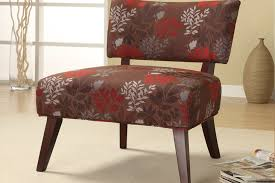 Red Accent Chairs For Living Room Ideas Eva Furniture Within Red - Red accent chair living room
