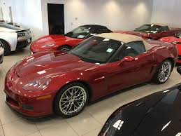 corvette 427 for sale 2013 corvette 427 convertible stock 8893a only 5 631