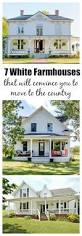 beautiful white farmhouse look pinteres 7 white farmhouses that will convince you to pack up and move to the countryside