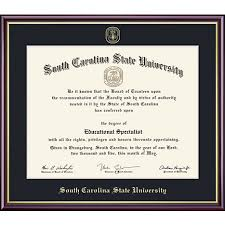 of south carolina diploma frame south carolina state 14 x 17 value price academic