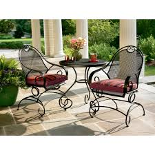 kroger bistro patio table and chairs outdoor chair glass bistro