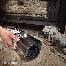 Fireplace With Blower by Noisy Gas Fireplace Blower Here U0027s How To Replace It Family Handyman