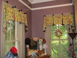 kitchen window valance ideas marvelous kitchen valance ideas alluring kitchen decorating ideas